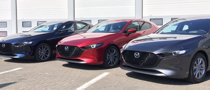ONTDEK DE ALL NEW MAZDA3